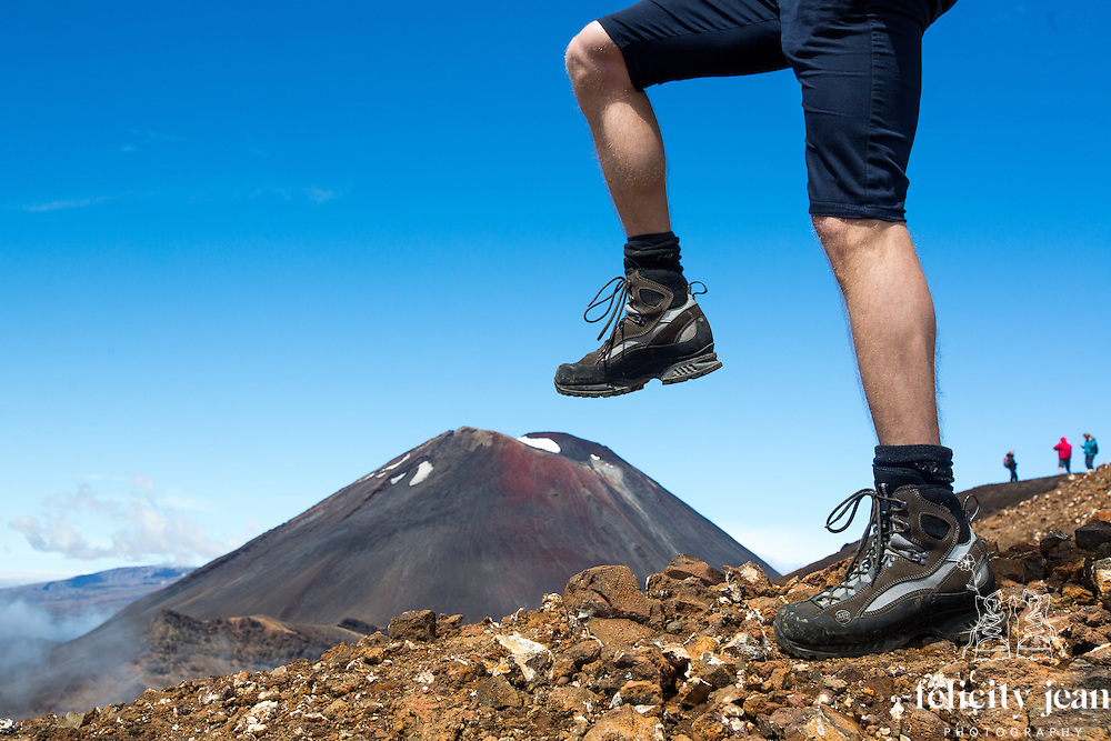 tongariro expeditions photo shoot in the tongariro national park worlds most scenic alpine crossing hiking in new zealand Adventure tourism and travel  photography through New Zealand by fleaphotos felicity jean photographer a Coromandel Peninsula based photographer