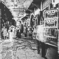 Market. Fez Morocco