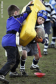 Saracens Masterclass at Hertford RFC. 19-2-09. U6,7 and 8s