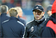 Tony Pulis during the The FA Cup Third Round Replay match between Bristol City and West Bromwich Albion at Ashton Gate, Bristol, England on 19 January 2016. Photo by Daniel Youngs.