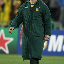 October 09, 2011 IRB RWC Quarter Final: South Africa v Australia