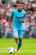 EINDHOVEN - 14-08-2016, PSV - AZ, Philips Stadion, 1-0, AZ speler Dabney dos Santos Souza