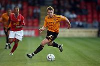 Photo: Rich Eaton.<br /> <br /> Crewe Alexandra v Hull City. Carling Cup. 15/08/2007. Hull's Stephen McPhee attacks.