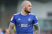 Ipswich Town midfielder James Norwood during the EFL Sky Bet League 1 match between Burton Albion and Ipswich Town at the Pirelli Stadium, Burton upon Trent, England on 3 August 2019.