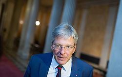 06.09.2016, Parlament, Wien, AUT, SPÖ, Sitzung des Parteipräsidiums. im Bild Landeshauptmann Kärnten Peter Kaiser // during board meeting of the austrian social democratic party at austrian parliament in Vienna, Austria on 2016/09/06. EXPA Pictures © 2016, PhotoCredit: EXPA/ Michael Gruber