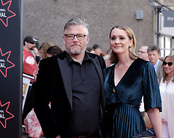 Edinburgh International Film Festival 2019<br /> <br /> Mrs Lowry And Son (World Premiere, closing night gala)<br /> <br /> Pictured: Stephen McCole<br /> <br /> Aimee Todd | Edinburgh Elite media
