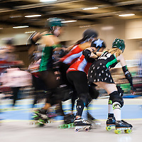 2014 - Ohio Roller Girls VS Atlanta