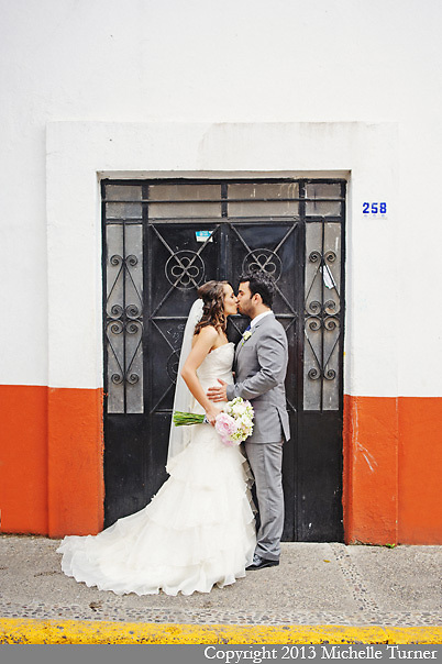 Casa Garza Blanca Wedding.  Design by The Dazzling Details.  Images by Puerto Vallarta Wedding Photographer Michelle Turner.