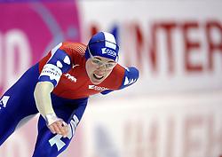 24-02-2008 SCHAATSEN: FINALE ISU WORLD CUP: HEERENVEEN<br /> Paulien van Deutekom<br /> ©2008-WWW.FOTOHOOGENDOORN.NL