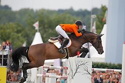 Vleuten, Maikel van der (NED), VDL Groep Verdi TN N.O.P.<br /> Aachen - Europameisterschaften 2015<br /> Springen Finale Einzelwertung<br /> © www.sportfotos-lafrentz.de/Stefan Lafrentz