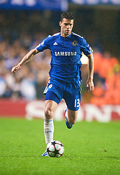LONDON, ENGLAND - TUESDAY, SEPTEMBER 15th, 2009: Chelsea's Michael Ballack during the UEFA Champions League Group D match at Stamford Bridge. (Photo by Chris Brunskill/Propaganda)