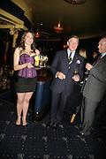 MAJ GEN ARTHUR DENARO, Guards Polo Club  reception. CafŽ de Paris, Coventry Street. London. 15 May 2007. -DO NOT ARCHIVE-© Copyright Photograph by Dafydd Jones. 248 Clapham Rd. London SW9 0PZ. Tel 0207 820 0771. www.dafjones.com.
