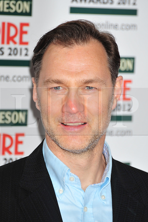 © Licensed to London News Pictures. 25/03/2012. London, England. David Morrissey attends the  Jameson Empire Awards held at the Grosvenor Hotel London  Photo credit : ALAN ROXBOROUGH/LNP