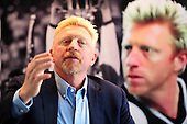 Boris Becker Visits China