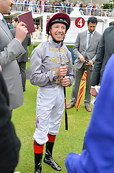 FRANKIE DETTORI at day 3 of the Qatar Glorious Goodwood Festival at Goodwood Racecourse, Chechester, West Sussex on 28th July 2016.
