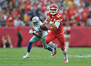 Dallas Cowboys v Kansas City Chiefs