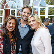 NLD/Amsterdam/20150820 - Najaarspresentatie SBS 2015, Patty Brard, Victor Brand en Bridget Maasland