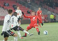 Fotball , 8. november 2019 , Eliteserien , Brann - Odd<br /> Ruben Yttergård Jenssen , Brann