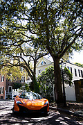 Mclaren 650s in Charleston