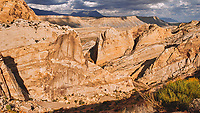 Capitol Reef National Park. Image taken with a Nikon D200 camera and 18-70 mm kit lens.