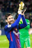 FC Barcelona v Deportivo de la - 17 Dec 2017