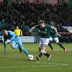 Hibs v Livingston | Scottish Championship | 11 March 2015