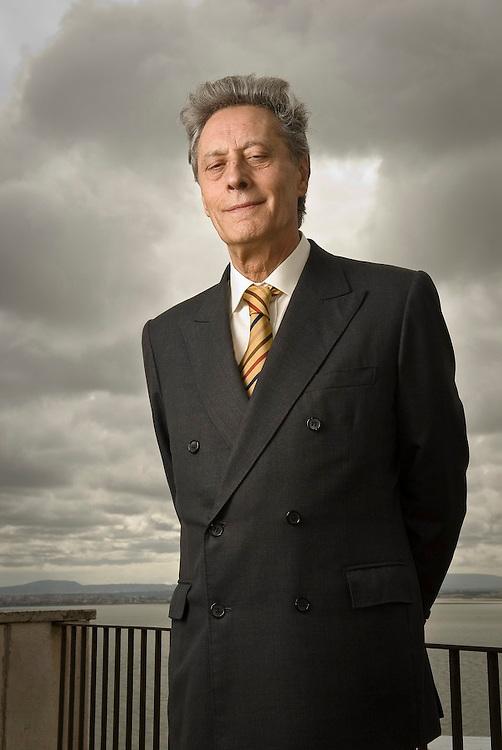 Armando Leandro, judge