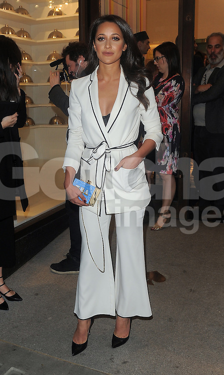 Roxie Nafousi attends the Kate Spade New York Regent Street - launch in London, UK. 21/04/2016<br />BYLINE MUST READ : GOTCHAIMAGES.COM<br /><br />Copyright by &copy; Gotcha Images Ltd. All rights reserved.<br />Usage of this image is conditional upon the acceptance <br />of Gotcha Images Ltd, terms and conditions available at<br />www.gotchaimages.com