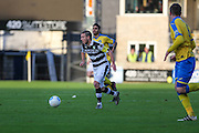 Forest Green Rovers Liam Noble(15) runs forward during the Vanarama National League match between Torquay United and Forest Green Rovers at Plainmoor, Torquay, England on 26 December 2016. Photo by Shane Healey.