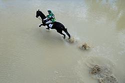 Tosi Marcelo (BRA) - Eleda All Back<br /> CCI4* Land Rover Burghley Horse Trials<br /> Stamford 2013<br /> © Hippo Foto - Jon Stroud