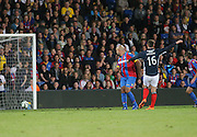Charlie Adam scores for Dundee - Crystal Palace v Dundee - Julian Speroni testimonial match at Selhurst Park<br /> <br />  - © David Young - www.davidyoungphoto.co.uk - email: davidyoungphoto@gmail.com