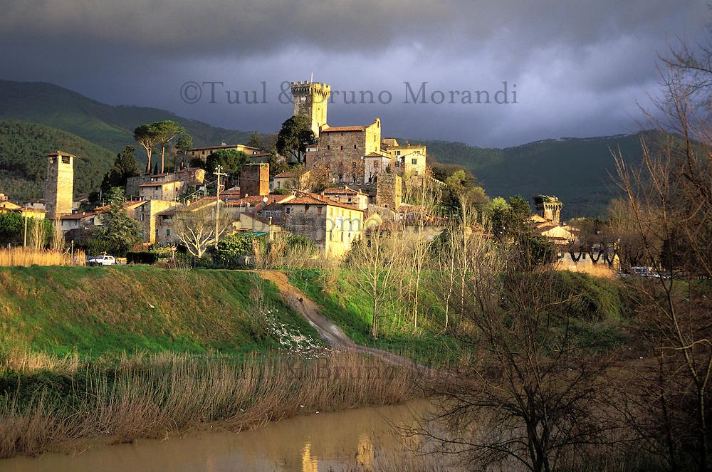 Italie, Toscane, Province de Pise, Vicopisano. // Vicopisano, Pise province, Tuscany, Italy