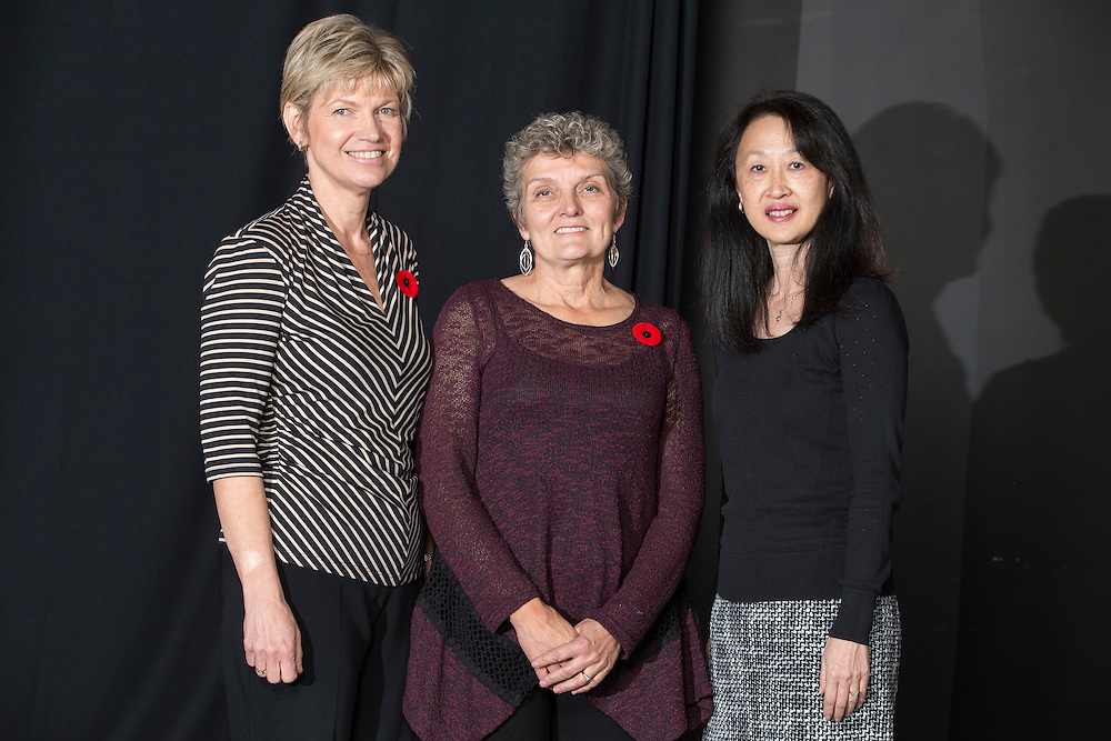 Staff Day for the MLHU at the Western Fair Carousel Room in London Ontario, Thursday,  November 10, 2016.<br /> Photo by Geoff Robins