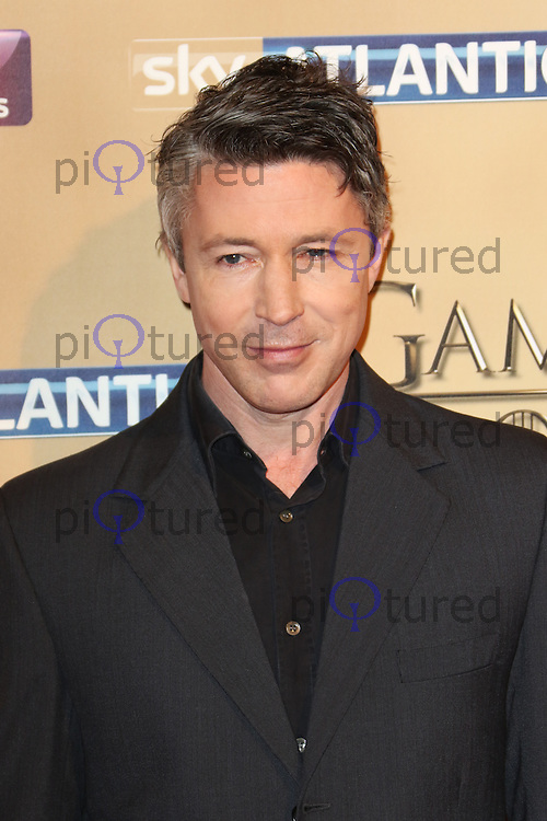 Aidan Gillen (Peter Baelish), Game of Thrones - Series Five World Premiere, Tower of London, London UK, 18 March 2015, Photo by Richard Goldschmidt