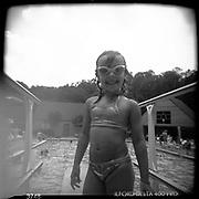 Holga 120 - Ilford film