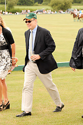 Asprey World Class Cup polo held at Hurtwood Park Polo Club, Ewhurst, Surrey on 17th July 2010.<br /> Picture shows:- PRINCE ALBERT OF MONACO