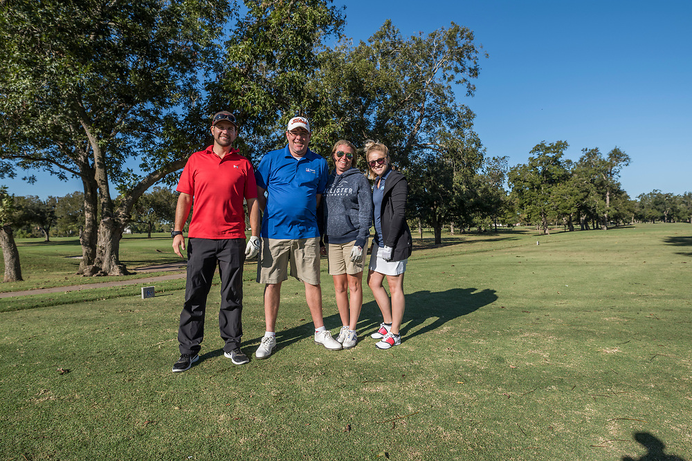 Houston Apartment Association hosted the 2017 Bill Dinerstein Golf Tournament on Monday, October 16, 2016, at the Riverbend Country Club. (Photograph by Mark Hiebert, HiebertStock.com)