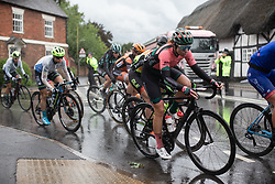 Demi Vollering (NED) of Parkhotel Valkenburg Cycling Team rides on Stage 4 of 2019 OVO Women's Tour, a 158.9 km road race from Warwick to Burton Dassett, United Kingdom on June 13, 2019. Photo by Balint Hamvas/velofocus.com