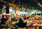 People shopping in the Souk, Kuwait City, Kuwait.