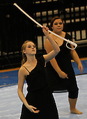 East Central HS Winterguard