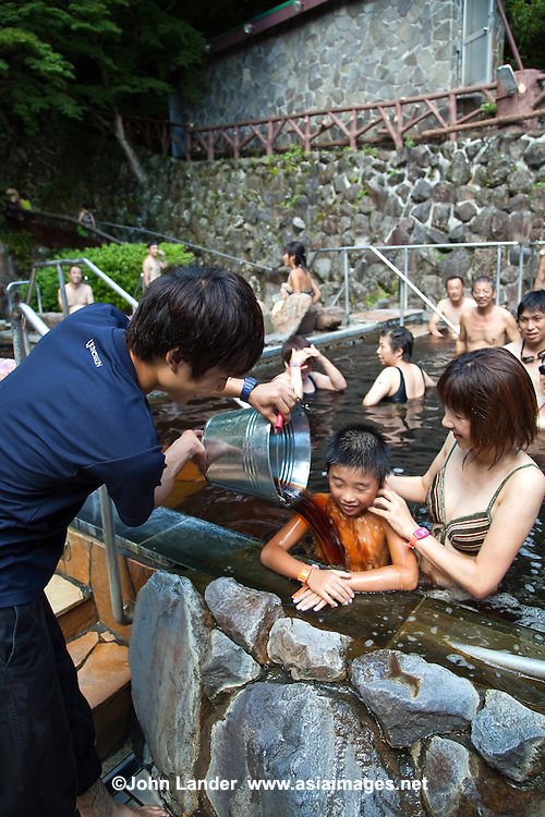 asian singles in bath springs In june last year, visitors to the shiobara hot-spring resort in tochigi  says that  people in hot-spring regions would share a single bath as a.