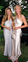 Left to right, MISS KATHARINE GRIMOND and her<br />  sister actress JOELY RICHARDSON daughter of <br /> actress Vanessa Redgrave, at a party in London on<br />  3rd June 2000.OEZ 164<br /> © Desmond O'Neill Features:- 020 8971 9600<br />    10 Victoria Mews, London.  SW18 3PY <br /> www.donfeatures.com   photos@donfeatures.com<br /> MINIMUM REPRODUCTION FEE AS AGREED.<br /> PHOTOGRAPH BY DOMINIC O'NEILL