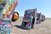 Cadillac Ranch  Texas Photo © Suzi Altman