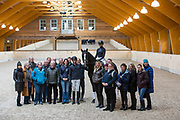 Marieke van der Putten Jameson RS2<br /> Guided Tour RS2 Dressage Stables<br /> © DigiShots
