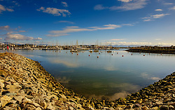 The marina at Pwllheli, North Wales, UK<br /> <br /> (c) Andrew Wilson | Edinburgh Elite media