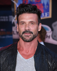 "Hunter Schafer, Alexa Demie and Barbie Ferreira at the ""Spider-Man: Far From Home"" world premiere held at the TCL Chinese Theatre IMAX on June 26, 2019 in Hollywood, CA. © O'Connor/AFF-USA.com. 26 Jun 2019 Pictured: Frank Grillo. Photo credit: O'Connor/AFF-USA.com / MEGA TheMegaAgency.com +1 888 505 6342"