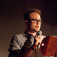 Chris Spooner  - How Was Your Shriek - October 17, 2012 - The Bell House, Brooklyn, NY