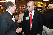 Valley Magazine launch party at the Youngstown Crab Co. on Feb. 21, 2008.