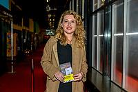 Ouverture du 10e festival du film policier a Beaune<br /> Charlotte Cahne