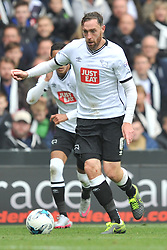 Richard Keogh Derby County, Derby County v Wolverhampton Wanderers, Ipro Stadium, Sky Bet Championship, Sunday 18th October 2015